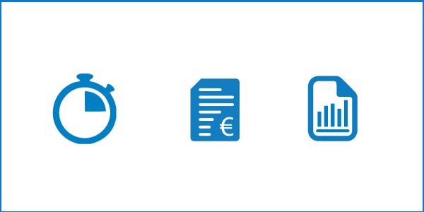 Programación informes energéticos y facturas