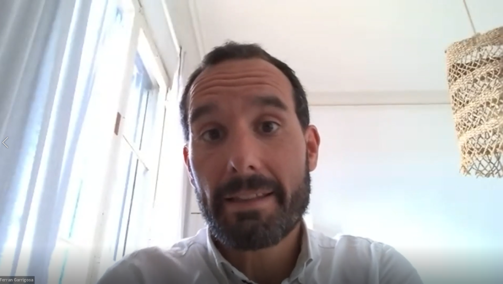 Experto de KM0 Energy, Ferrán Garrigosa